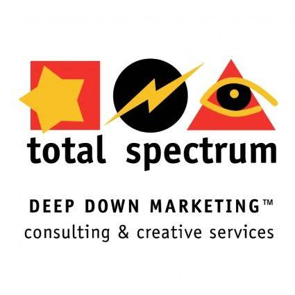 free vector Total spectrum