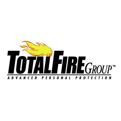 free vector Total fire group