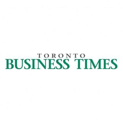 Toronto business times