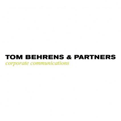 Tom behrens partners