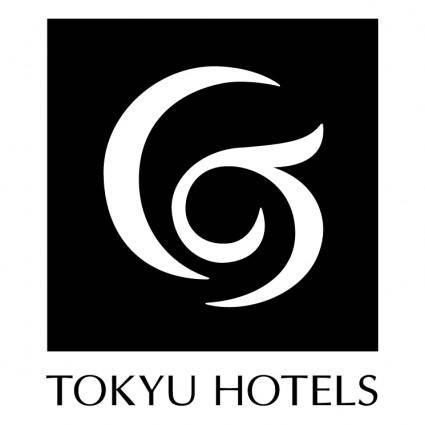 free vector Tokyu hotels