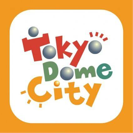 free vector Tokyo dome city