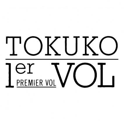 free vector Tokuko 1er vol