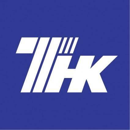 free vector Tnk tyumen oil company 1