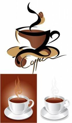 free vector Coffee vector