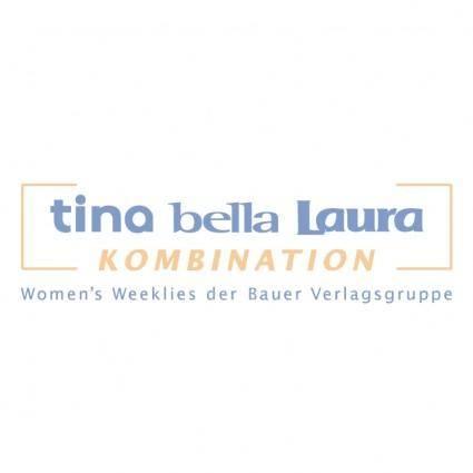 free vector Tina bella laura kombination