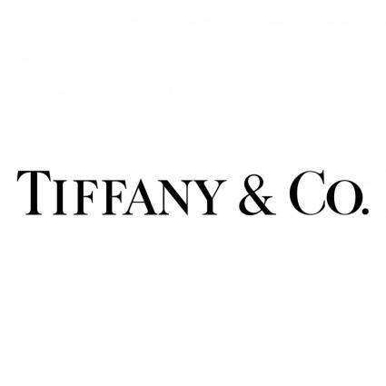 free vector Tiffany co