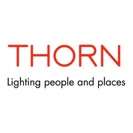 free vector Thorn lighting 0