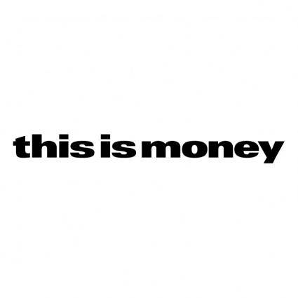 This is money 0