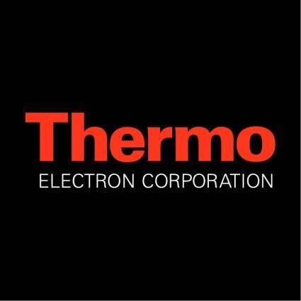 free vector Thermo electron corporation