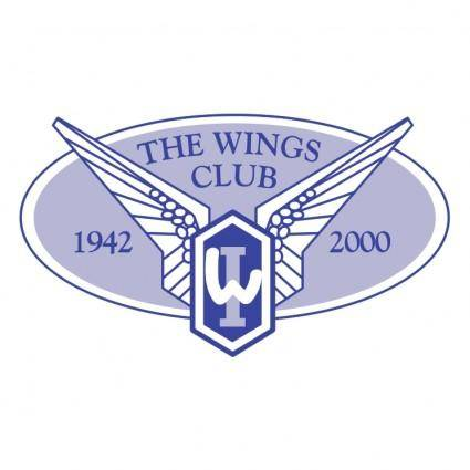 free vector The wings club