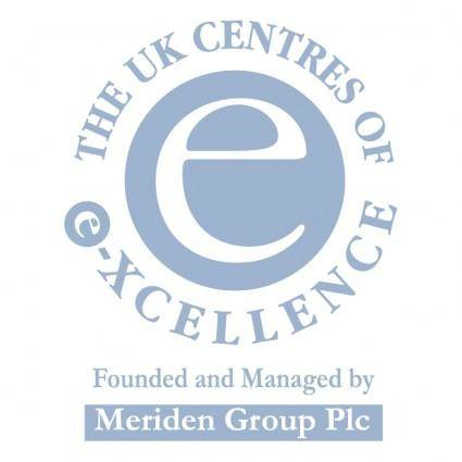 The uk centres of e xcellence