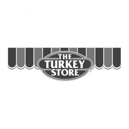 free vector The turkey store