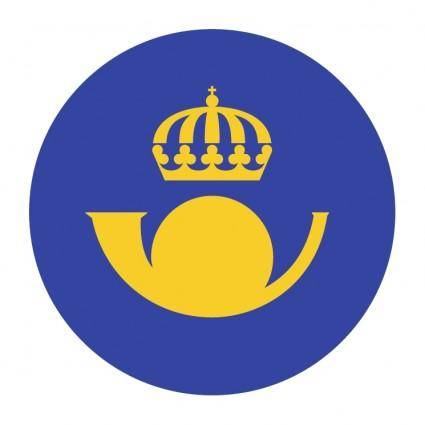 The swedish post