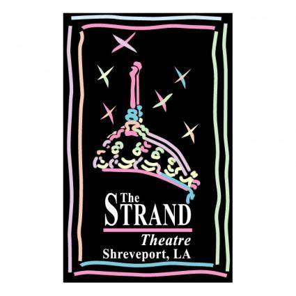 free vector The strand