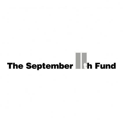 The september 11th fund