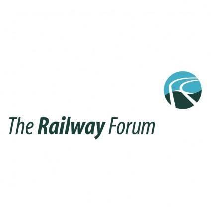 free vector The railway forum