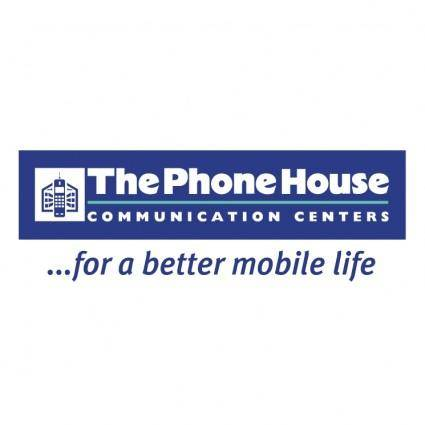free vector The phone house