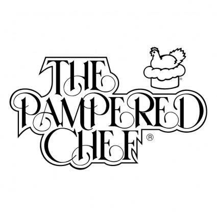 free vector The pampered chef 0