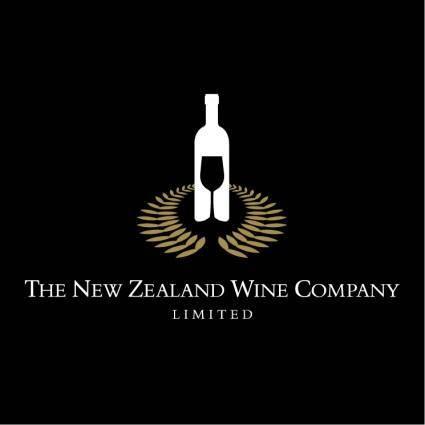 free vector The new zealand wine company