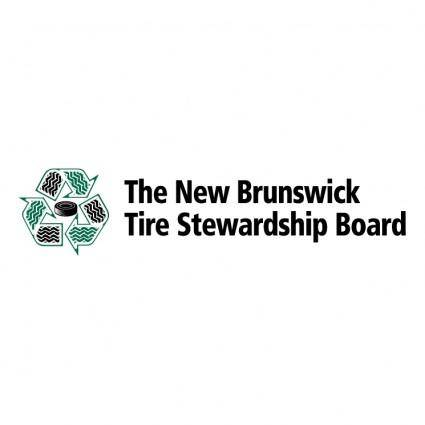 free vector The new brunswick tire stewardship board