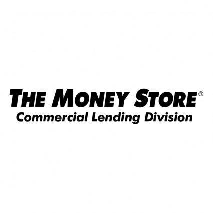 free vector The money store