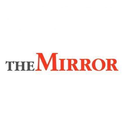 free vector The mirror