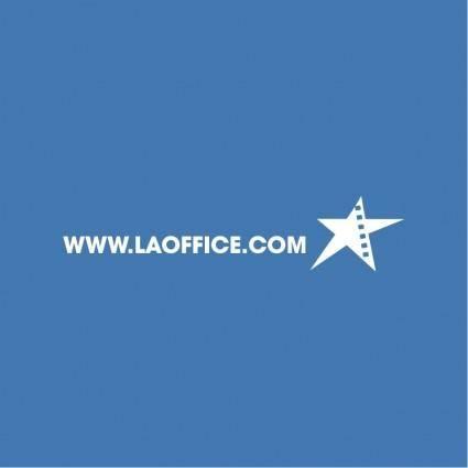 free vector The la office