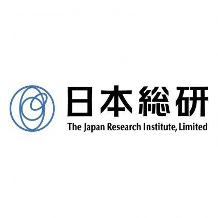 free vector The japan research institute