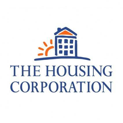 free vector The housing corporation 0
