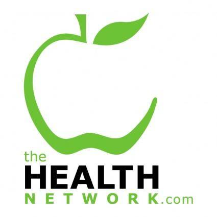 free vector The health network 0