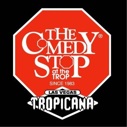 The comedy stop at the trop