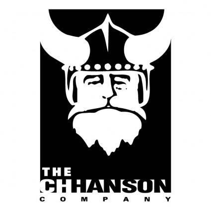 free vector The ch hanson company