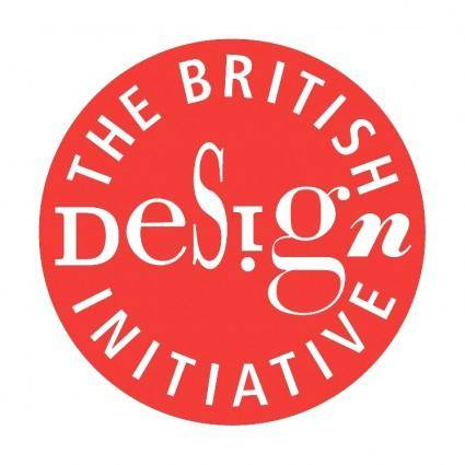 free vector The british design initiative