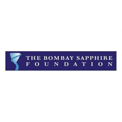 The bombay sapphire foundation