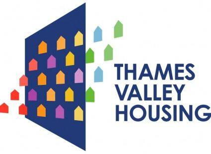 free vector Thames valley housing