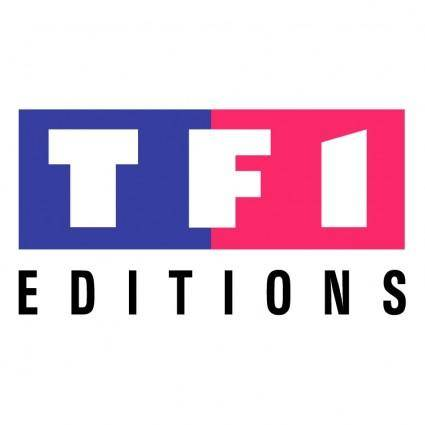 free vector Tf1 editions