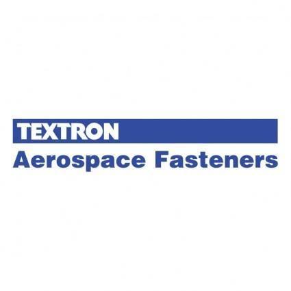 Textron aerospace fasteners