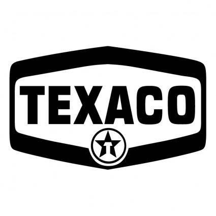 free vector Texaco 8