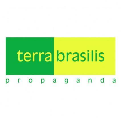 free vector Terrabrasilis propaganda