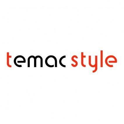 free vector Temac style