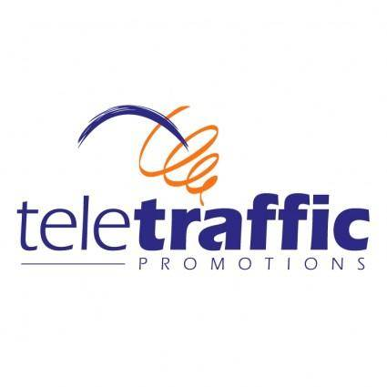 Teletraffic promotions