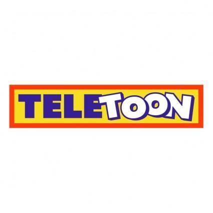 free vector Teletoon 0