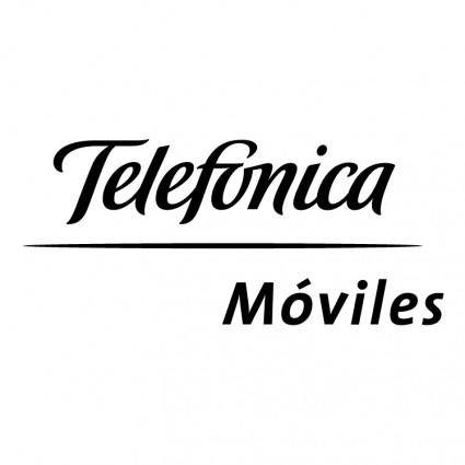 free vector Telefonica moviles 1