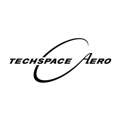 free vector Techspace aero