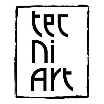 free vector Tec ni art
