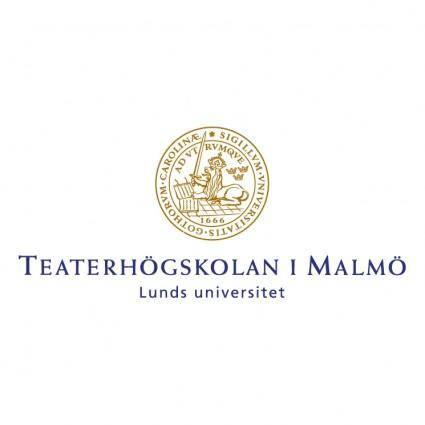 Teaterhogskolan i malmo