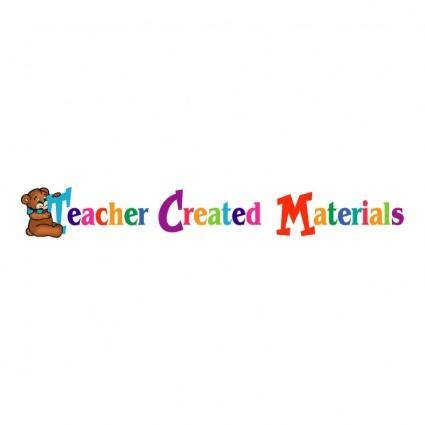 free vector Teacher created materials 0