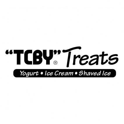 free vector Tcby treats 0