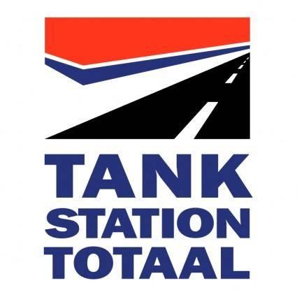 Tankstation totaal